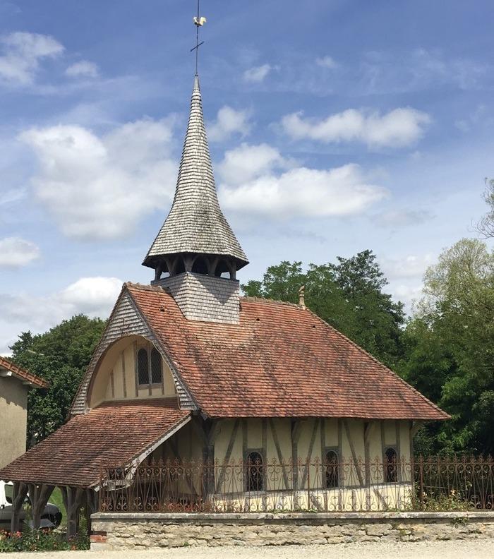 Journées du patrimoine 2019 - Visite de la chapelle Saint-Jean de Soulaines-Dhuys