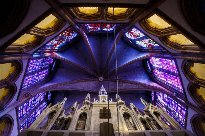 Journées du patrimoine 2019 - Visite libre d'une chapelle de style néo-gothique