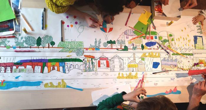 Journées du patrimoine 2019 - Frise participative : Une ville à inventer !