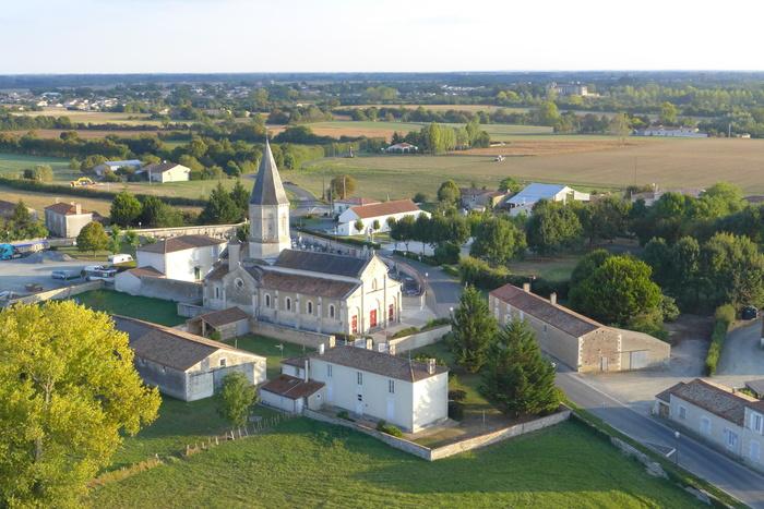 Journées du patrimoine 2020 - Visite de l'Eglise de St Pierre