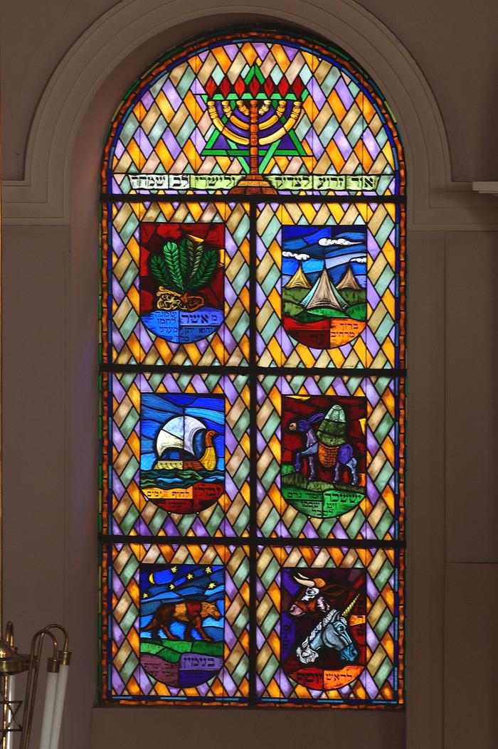 Journées du patrimoine 2019 - Visite guidée de la Synagogue