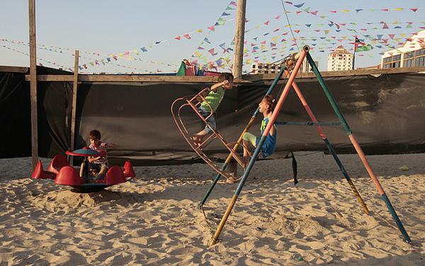 Un festival pour la francophonie dans les écoles à Gaza !