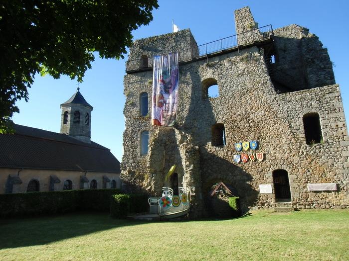 Journées du patrimoine 2020 - Visite gratuite des Tours de Crocq