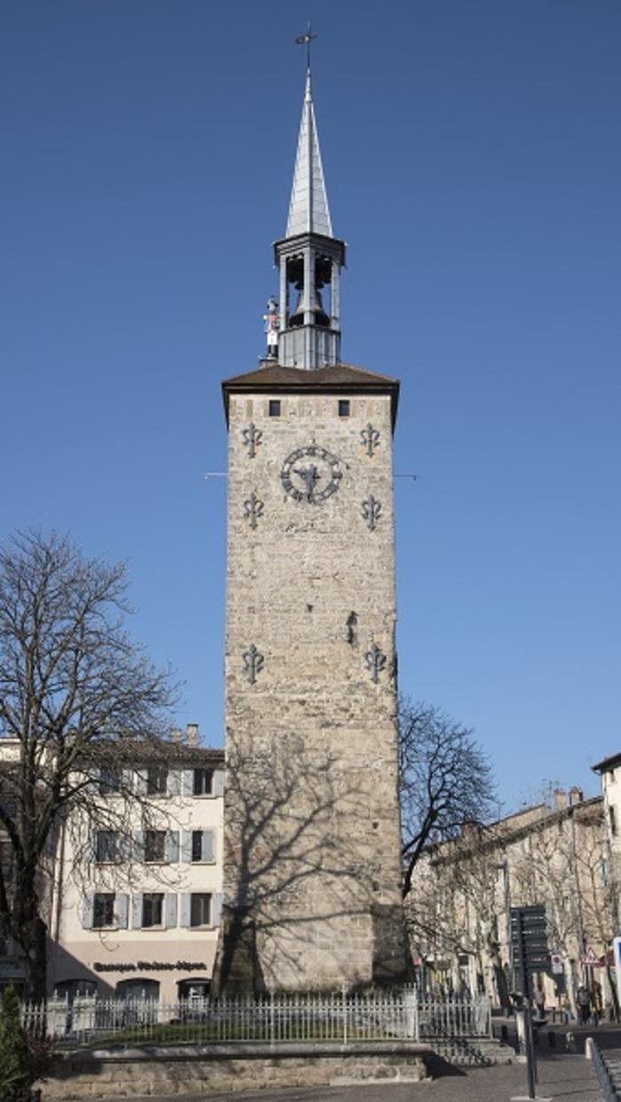 Journées du patrimoine 2020 - Présentation des travaux de restauration de la tour Jacquemart et des vitraux de la Collégiale