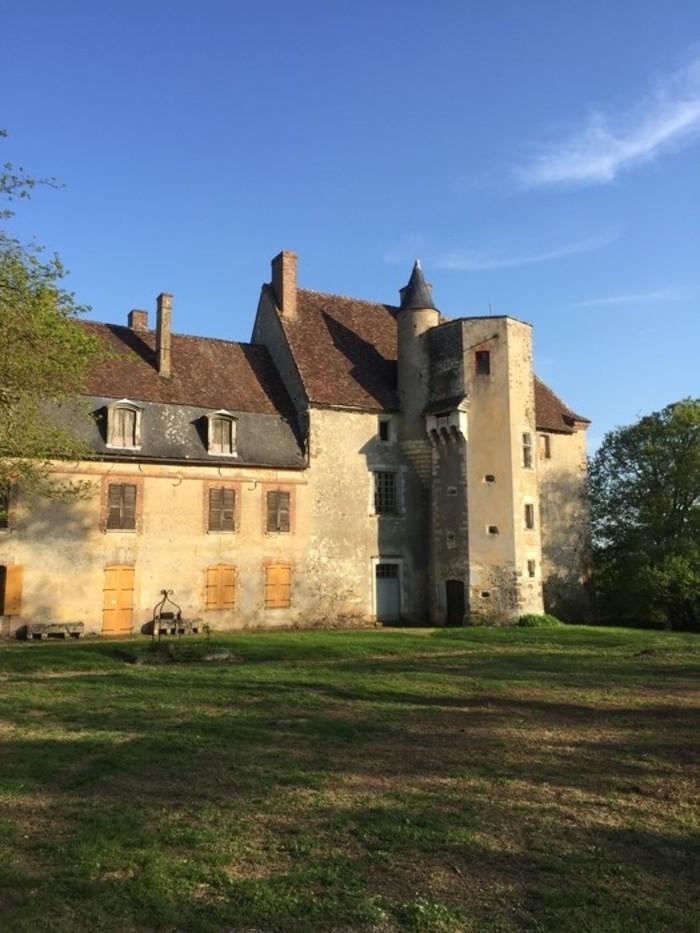 Journées du patrimoine 2019 - Visite du Château d'Arthé