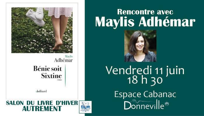 Rencontre avec Maylis Andhémar