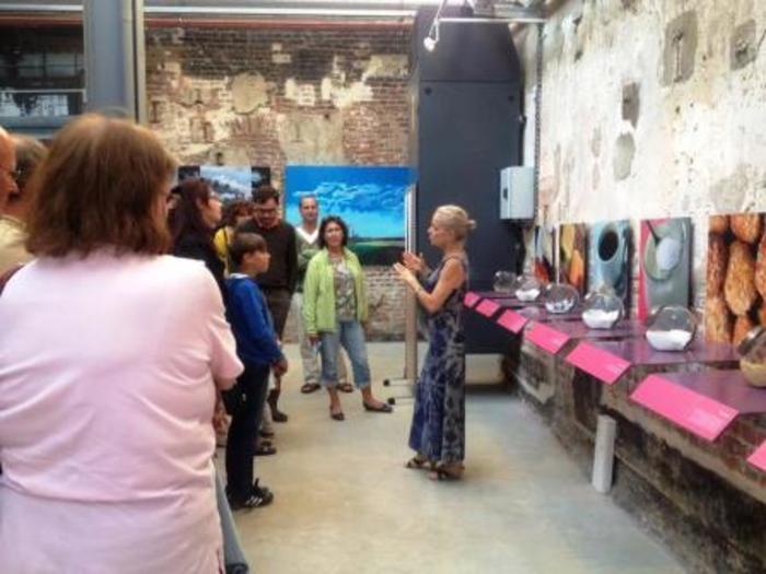 Journées du patrimoine 2020 - Visite guidée de La Sucrerie de Francières