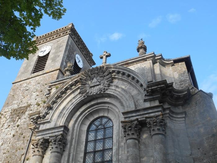Journées du patrimoine 2020 - Admirez l'église Notre-Dame de  Bourmont