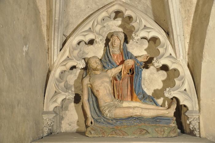 Journées du patrimoine 2019 - Visites guidées du Prieuré Saint-Gorgon