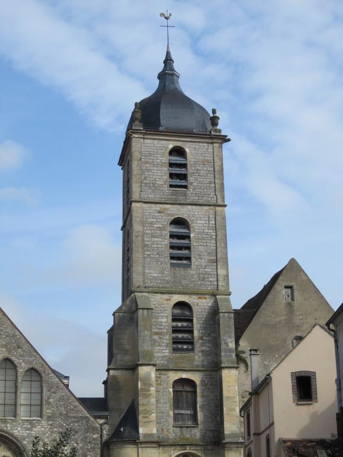 Journées du patrimoine 2019 - Visite église Saint-Pierre le Rond