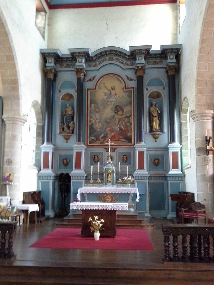 Journées du patrimoine 2020 - Visite libre de l'église Notre Dame de Penvénan