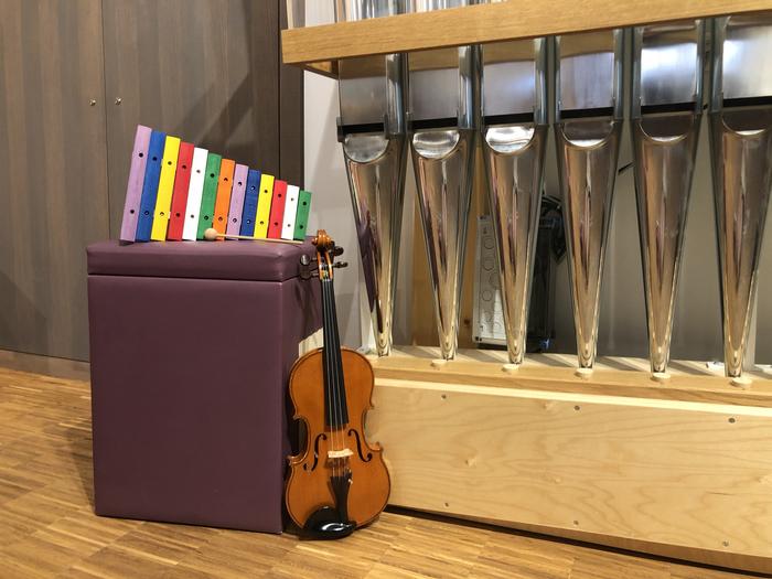 Journées du patrimoine 2020 - Les familles d'instruments en folie !