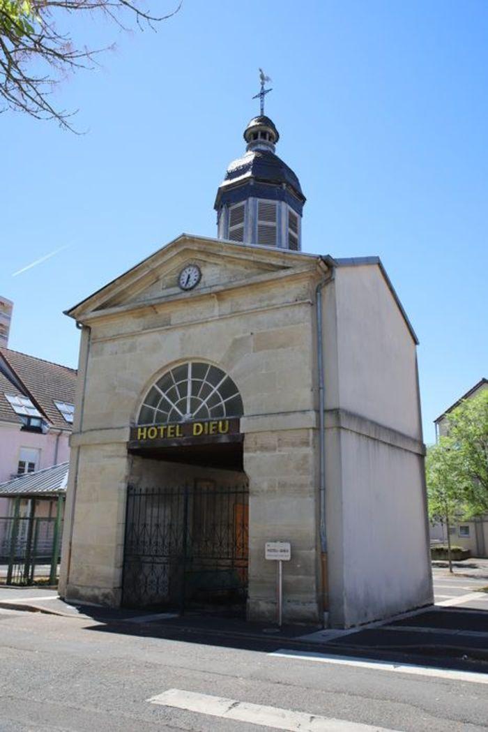 Journées du patrimoine 2020 - Visite libre de La Chapelle de l'Hôtel-Dieu