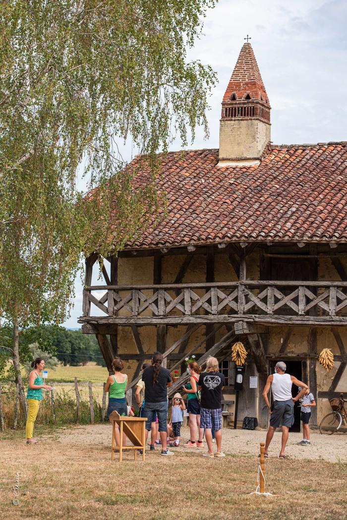 Journées du patrimoine 2020 - Ferme de la Forêt - Contes et orgue de barbarie
