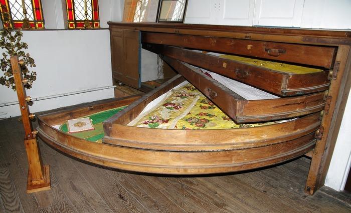 Journées du patrimoine 2020 - Visite commentée du chapier de l'église Saint-Leu-Saint-Gilles