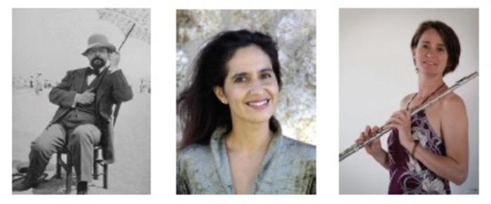 Journées du patrimoine 2019 - Concert « Dans le salon de Debussy » par Isabelle Poulain au piano et Sabine Jehanno à la flûte
