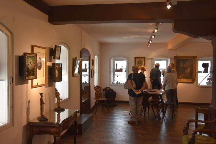 Journées du patrimoine 2020 - Visites libres au Musée des Amis de Thann
