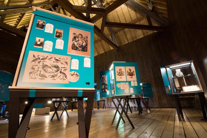 Journées du patrimoine 2019 - Visite commentée de l'exposition «D'ici et d'ailleurs, à la croisée des Vosges du Nord»