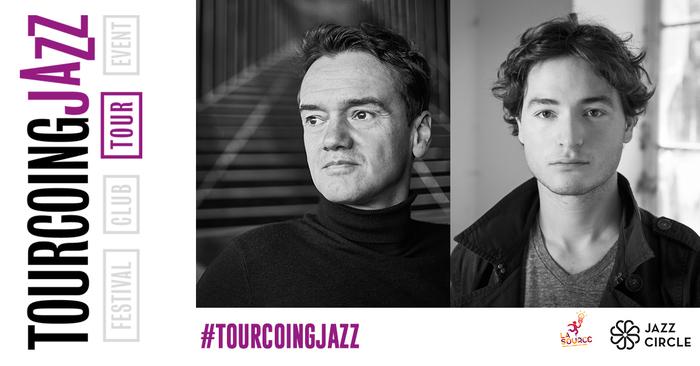 Tourcoing Jazz Tour - Thomas Enhco & Stéphane Kerecki – Roncq