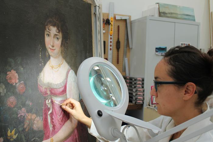 Journées du patrimoine 2020 - Découvrez le fonctionnement d'un atelier de conservation restauration d'œuvres d'art