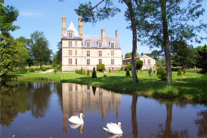 Journées du patrimoine 2020 - Visite du Château de la Guignardière et de ses animations