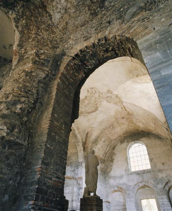 Journées du patrimoine 2019 - Visite guidée des thermes antiques de Lutèce et de leurs galeries souterraines