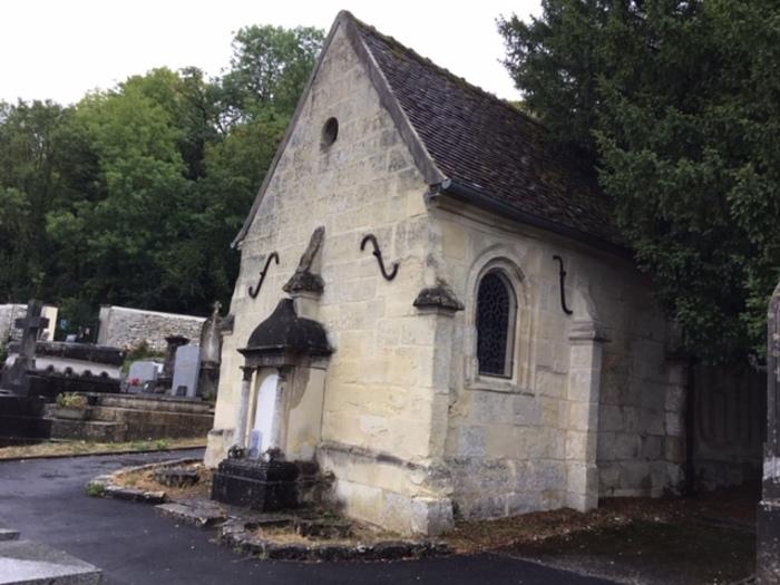 Journées du patrimoine 2020 - Visite guidée de la chapelle Saint-Jacques