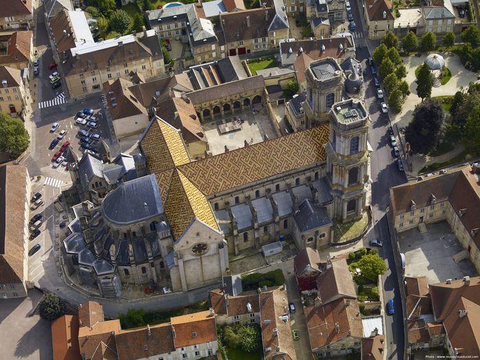 Journées du patrimoine 2019 - Visite libre de la cathédrale Saint-Mammès (hors cérémonies)