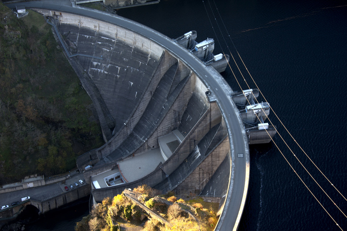 Journées du patrimoine 2019 - Visite-découverte du barrage de l'Aigle
