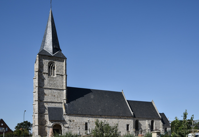 Journées du patrimoine 2020 - Visite libre de l'église Saint-Pierre de Conteville