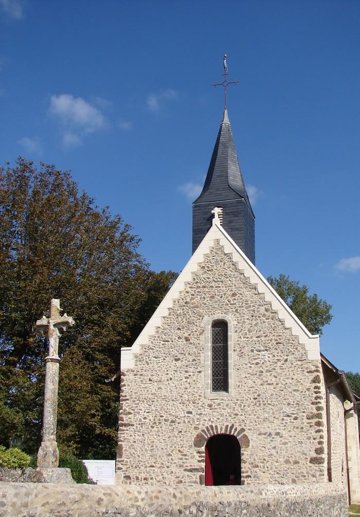 Journées du patrimoine 2019 - Visite guidée de la chapelle de Varennes Bourreau