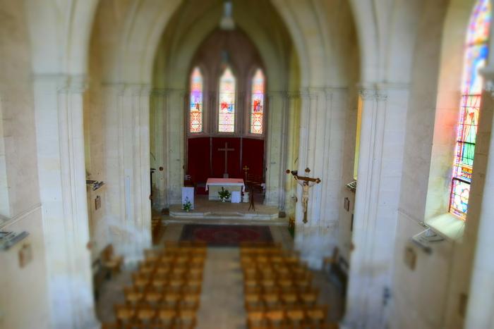 Journées du patrimoine 2019 - À la découverte de l'église de La Crèche