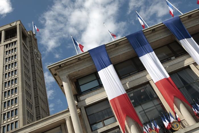 Journées du patrimoine 2019 - Visite guidée du bureau du maire du Havre