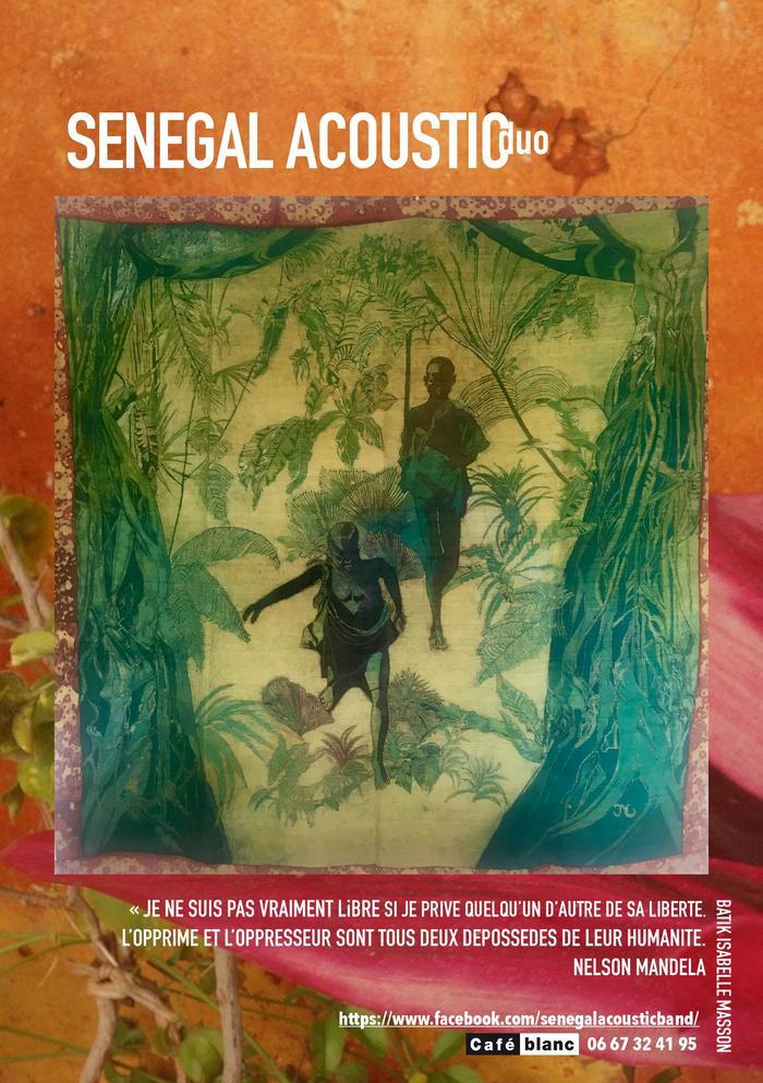 Nuit des musées 2019 -Concert Senegal Acoustic