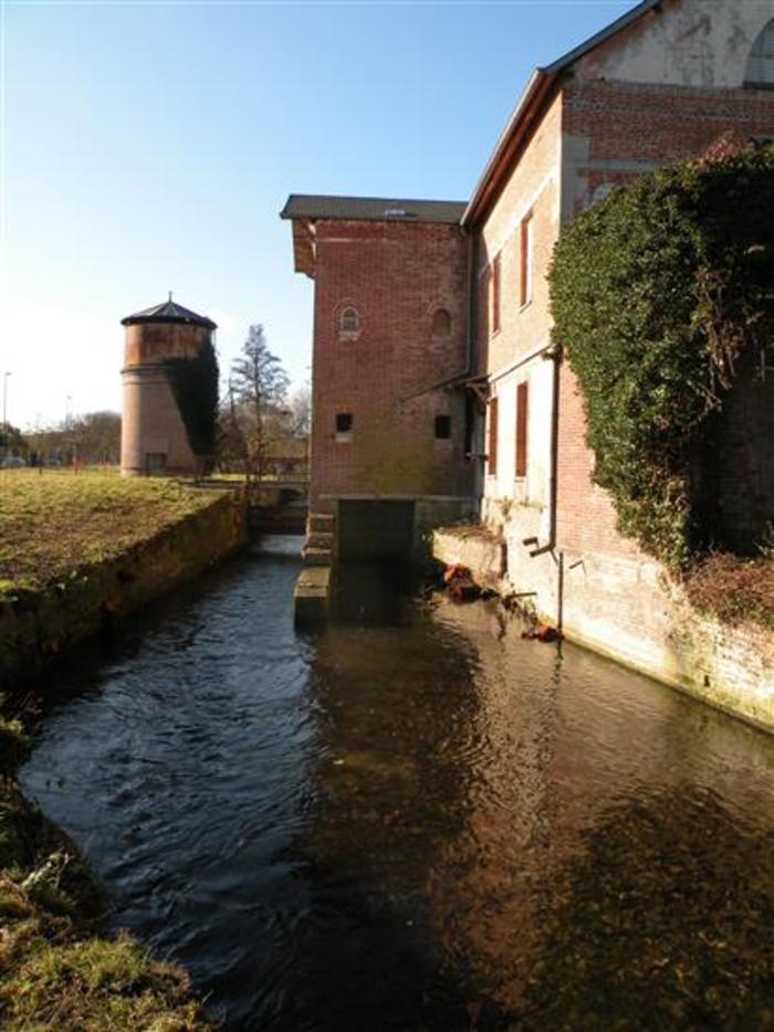 Journées du patrimoine 2019 - Visite libre du moulin de Navarre