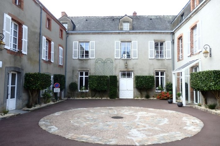 Journées du patrimoine 2019 - Hôtel particulier Cesbron Laroche de 1774