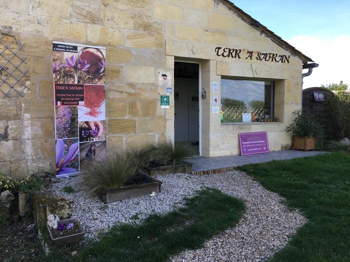 Journées du patrimoine 2020 - Visite guidée de la safranière