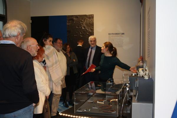Nuit des musées 2019 -Visite guidée de l'exposition