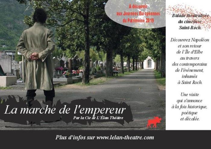 Journées du patrimoine 2019 - Balade théâtralisée au cimetière Saint-Roch