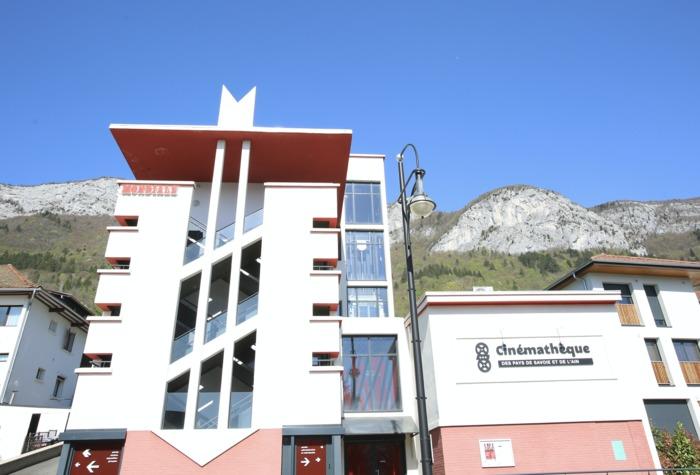 Journées du patrimoine 2020 - Visites commentées de la Cinémathèque des Pays de Savoie et de l'Ain