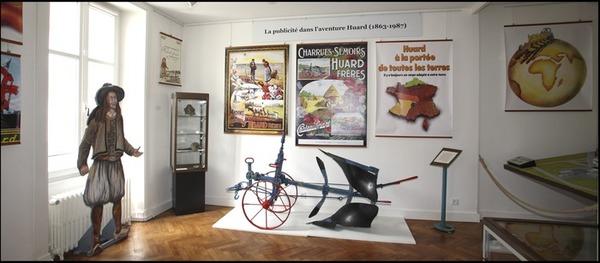 Nuit des musées 2019 -Lieu de mémoire scientifique, muséographique et historique sur l'histoire et le patrimoine de l'entreprise Huard.