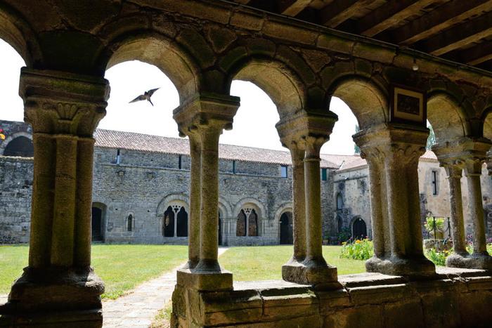 Journées du patrimoine 2020 - Visite guidée de l'Abbaye de la Grainetière