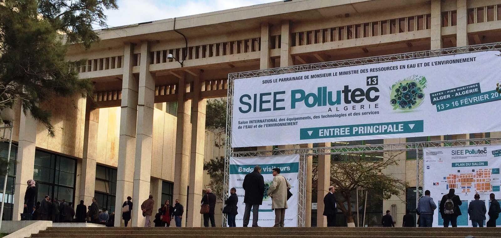 SIEE Pollutec ALGERIE 2019