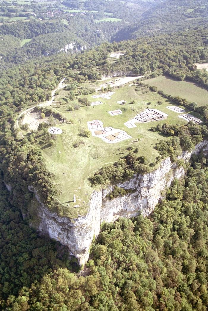 Journées du patrimoine 2019 - Du lever du jour à la tombée de la nuit, découvrez librement le site archéologique de Larina.