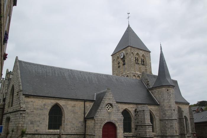 Journées du patrimoine 2019 - Visite libre de l'église Saint-Martin de Veules les Roses