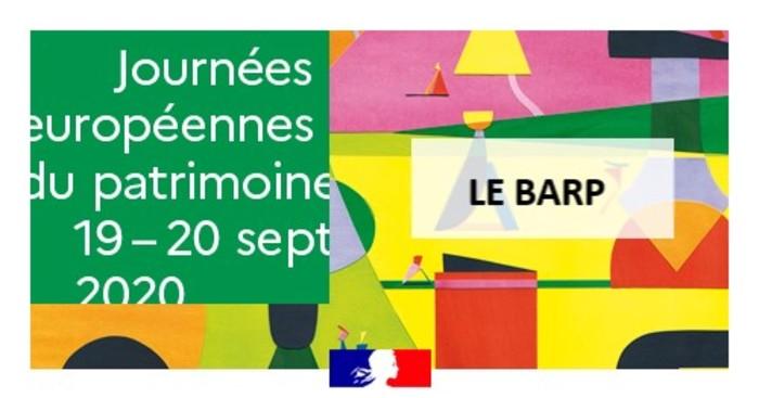 Journées du patrimoine 2020 - Exposition : photopgraphies du Barp d'hier et d'aujourd'hui
