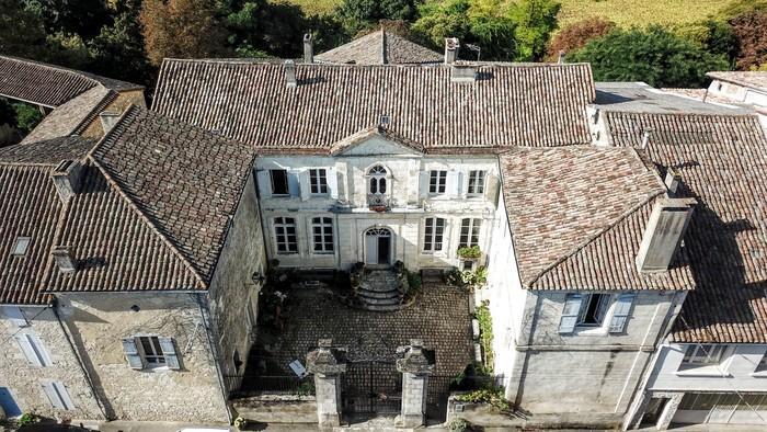 Journées du patrimoine 2020 - Découverte de l'hôtel privé du XVIII