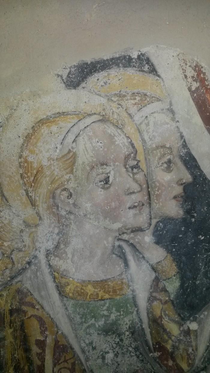 Journées du patrimoine 2020 - Chemin des peintures murales en Val de guisane
