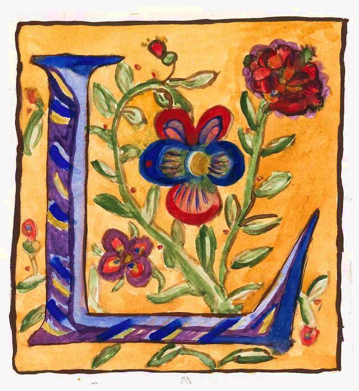 Journées du patrimoine 2020 - Visite atelier la couleur au Moyen Âge
