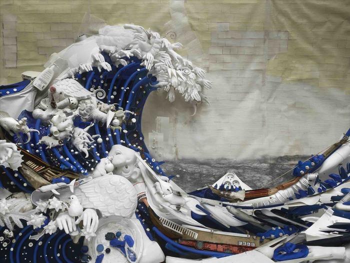 Journées du patrimoine 2020 - Visites libres de l'exposition Bernard Pras - Anna Kache à la Maison Elsa Triolet-Aragon